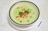 Картофельный суп-пюре особый