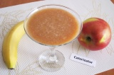 Готовое блюдо: витаминный коктейль-смузи