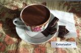 Готовое блюдо: горячий шоколад