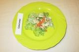 Готовое блюдо: салат Весна