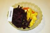 Шаг 6. Сложить все овощи в салатницу.