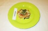 Готовое блюдо: салат с черносливом
