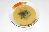 Готовое блюдо: крем-суп Зимний