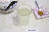 Готовое блюдо: имбирный чай с лимоном