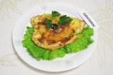 Готовое блюдо: куриное филе с ананасами