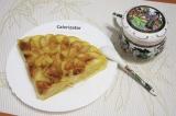Готовое блюдо: ароматный пирог с грушами