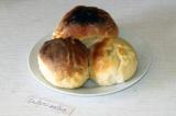 Готовое блюдо: пирожки с картофелем и трюфелями