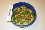 Готовое блюдо: соус из нута и кунжута