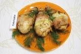 Пояснение к рецепту куриные голени в беконе