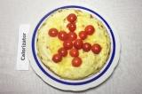 Готовое блюдо: торт кабачковый