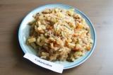 Готовое блюдо: азу с картошкой в мультиварке