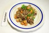 Готовое блюдо: утка по-деревенски