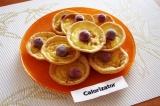 Готовое блюдо: pasties de nata