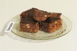 Готовое блюдо: торт А-ля сникерс