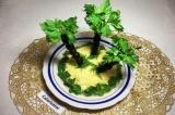 Готовое блюдо: салат Пальма