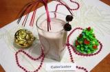 Готовое блюдо: медовый молочный коктейль