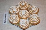 Готовое блюдо: печенье новогоднее с апельсиновой цедрой
