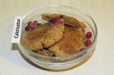 Готовое блюдо: овсяное печенье Веган