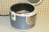 Шаг 6. Выложить массу запеканки в чашу мультиварки и выпекать в течение 30 минут