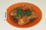 Готовое блюдо: чахохбили по-грузински