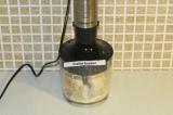 Шаг 2. Взбить все ингредиенты для булочки кроме псиллиума.