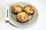 Готовое блюдо: медовые кексы с орехами