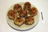 Готовое блюдо: котлеты из рубленого мяса