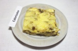 Готовое блюдо: гратен из картофеля