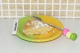 Готовое блюдо: апельсиновый пирог
