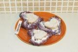 Готовое блюдо: печенье Сердце