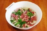 Готовое блюдо: маринад для шашлыка на минералке