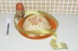 Готовое блюдо: пасха на заварной помадке