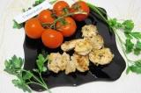Готовое блюдо: шашлык на маринаде из киви