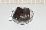 Готовое блюдо: шоколадные конфеты с миндалем