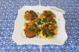 Готовое блюдо: котлеты капустные диетические