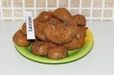 Готовое блюдо: печенье объемные сердечки