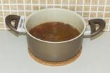 Шаг 12. Добавить тушенные овощи к картофелю с рисом и поставить на огонь на 5-7