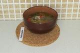 Готовое блюдо: болгарский суп