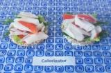 Шаг 6. Выложить крабовое мясо на бутерброды и подавать сразу.