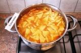 Шаг 9. Варить суп до готовности 15-20 минут.
