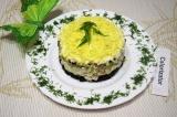 Готовое блюдо: салат Венеция