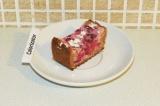 Готовое блюдо: вишневый пирог
