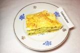 Готовое блюдо: картофельный пирог из лаваша