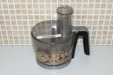 Шаг 5. Превратить фасоль в пюре (при необходимости можно добавить немного воды).