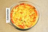 Готовое блюдо: летняя овощная запеканка