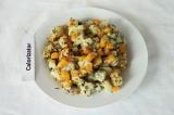 Готовое блюдо: жареные патиссоны
