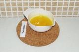 Шаг 8. Довести до кипения мандариновый сок.