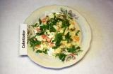 Готовое блюдо: американский картофельный салат