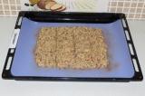 Шаг 7. Разделить сразу на порционные кусочки и отправить в духовку на 15 минут