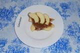 Готовое блюдо: пирожное из венских вафель
